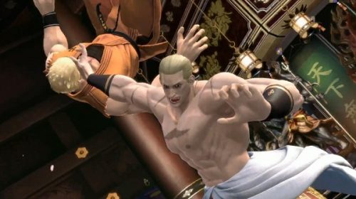The King of Fighters XIV Adds Geese Howard and Ryo Sakazaki to the Roster