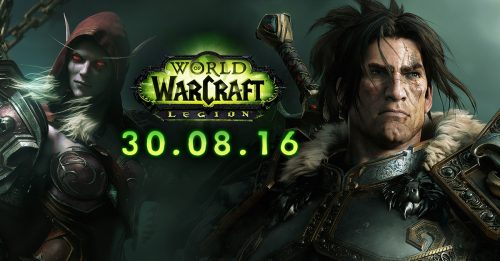 World of Warcraft: Legion to Launch August 30