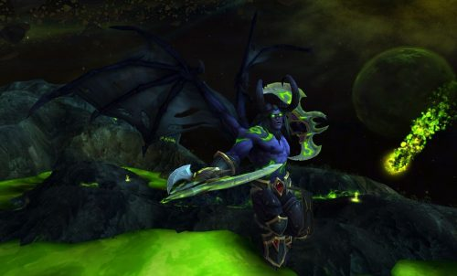 World of Warcraft: Legion Early Access Begins for Pre-Orders
