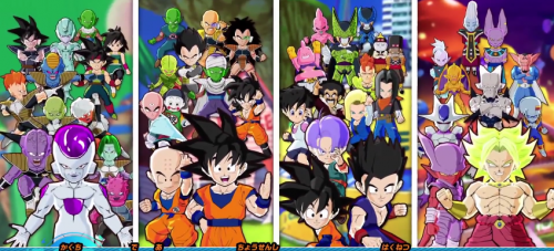 Dragon Ball Fusions New Trailer and Gameplay Details