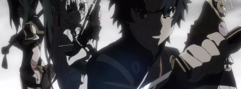 Chaika the Coffin Princess: Avenging Battle Licensed by Sentai Filmworks