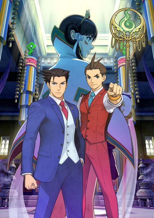 Phoenix Wright: Ace Attorney – Spirit of Justice Heads West in September