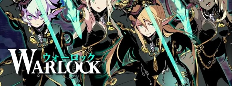 Etrian Odyssey V's Warlock Class and Master & Title System Shown Off