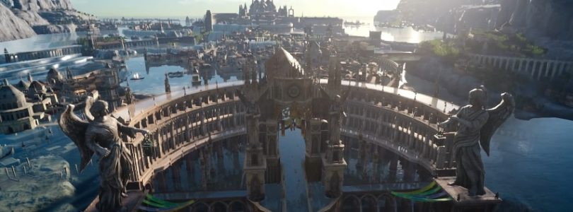 Final Fantasy XV's Environments Shown off in Latest Trailer