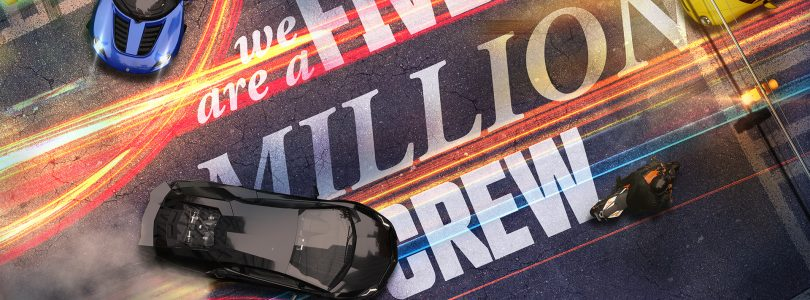 Play The Crew on May 28th for Free Crew Credits