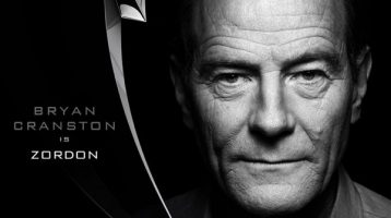 Bryan Cranston Cast as Zordon in New 'Power Rangers' Film
