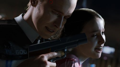 Detroit: Become Human E3 2016 Trailer Introduces Second Playable Character