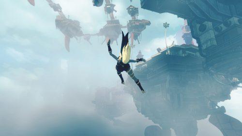 Gravity Rush 2 E3 2016 Trailer and Screenshots Released