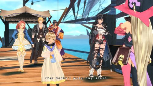 Tales of Berseria E3 2016 Trailer and Screenshots Released