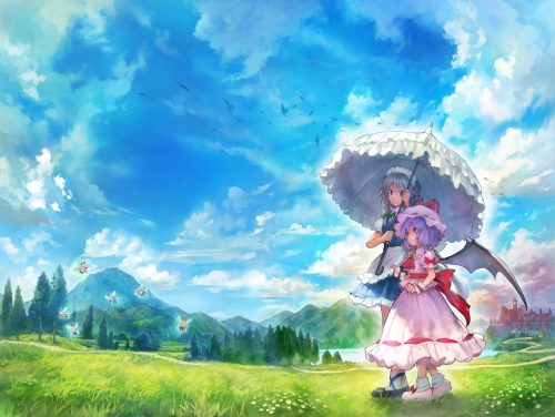 Touhou: Scarlet Curiosity Screenshots and E3 2016 Trailer Released