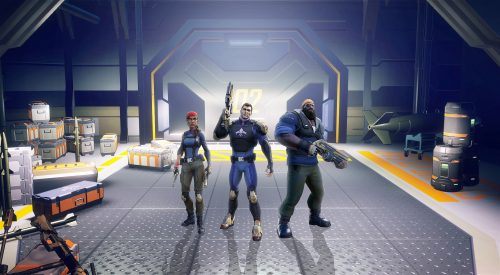 Agents of Mayhem Revealed by Deep Silver, Developed by Volition