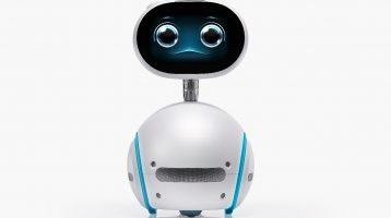 Asus Announces Consumer-Oriented Zenbo Robot