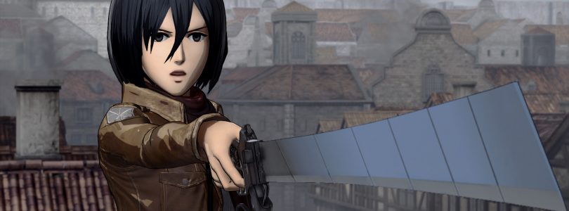 Attack on Titan E3 Trailer Focuses on Gameplay, Introduces Titan Form