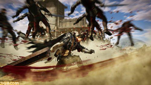 First Screenshots Released for Koei Tecmo's Berserk Game