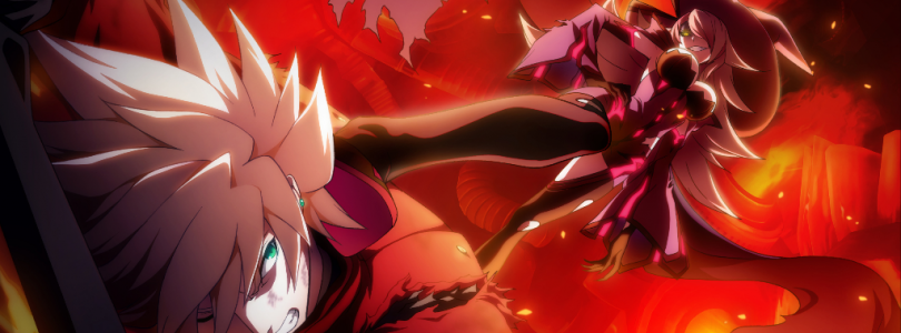 BlazBlue: Central Fiction Announced for Q4 2016 Release in Europe