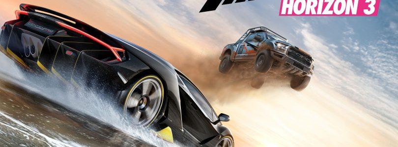 Forza Horizon 3 Demo Lands on Xbox One, Soundtrack Revealed