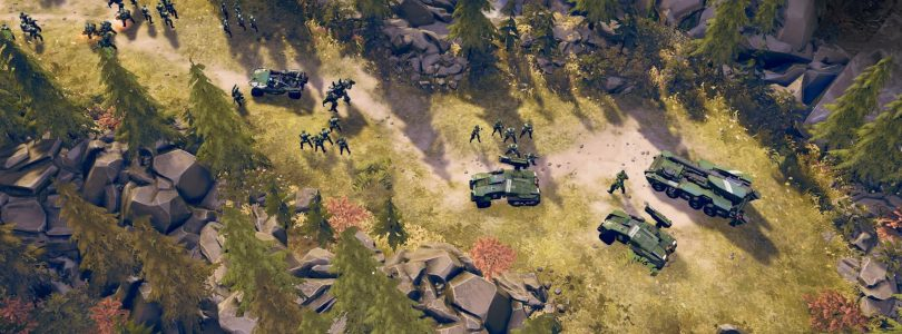 Halo Wars 2 Launch Trailer Focuses on Story