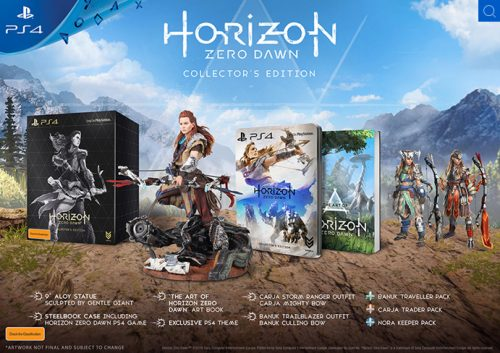 Horizon: Zero Dawn New Trailer and Release Date