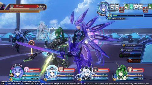 Megadimension Neptunia VII to Launch on PC on July 5th