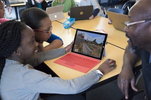 Minecraft: Education Edition Early Access Kicks Off