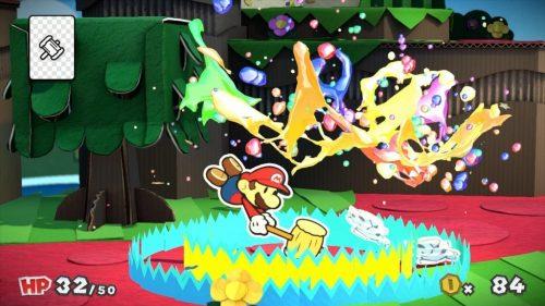 Paper Mario: Color Splash Lands on Wii U October 7th