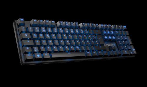 Frameless Roccat Suora Mechanical Keyboard Coming Soon