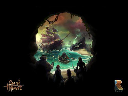 Sea of Thieves Debut Gameplay Footage Released