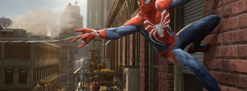 Insomniac Games Developed Spider-Man Announced for PlayStation 4