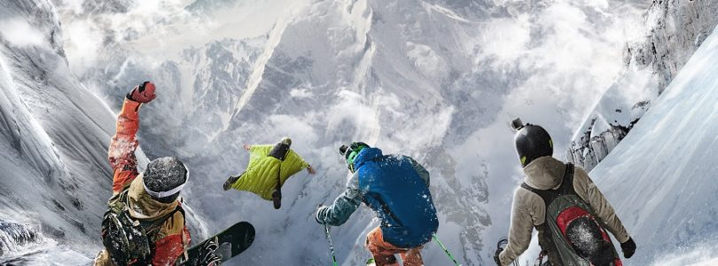 Steep, an Open-World Action Sports Game, Announced for December Release