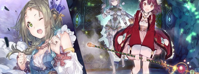 New Atelier Firis Trailers Show Field Exploration and Event Scenes