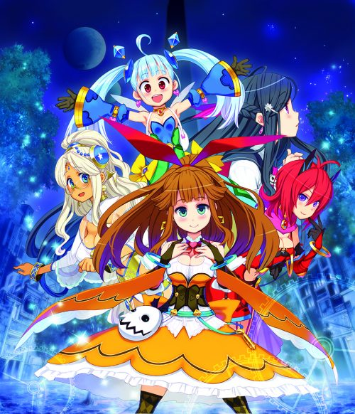 MeiQ: Labyrinth of Death Arriving in the West Mid-September