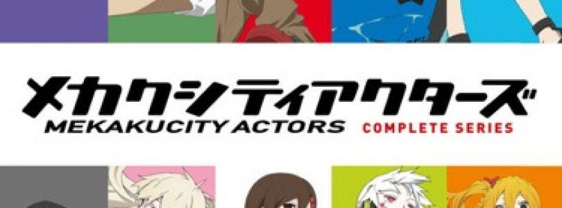 Mekakucity Actors Review