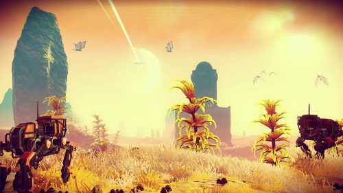 No Man's Sky Trailer Highlights Trading