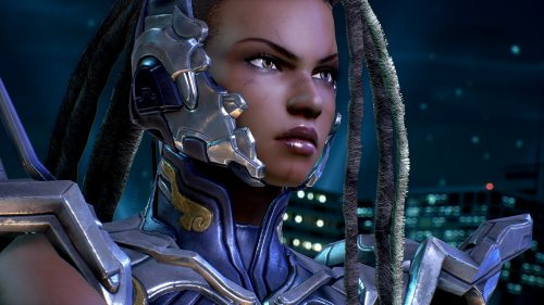 Tekken 7 adds New Character Master Raven and Bob to the Roster