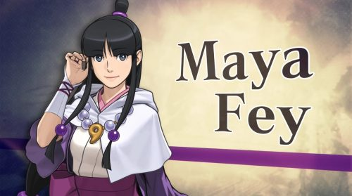 Ace Attorney: Spirit of Justice English Maya Fey Trailer Released