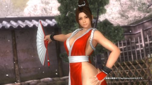 Dead or Alive 5: Last Round to add Mai Shiranui to Roster in September