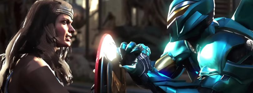Injustice 2 Brings Wonder Woman and Blue Beetle to the Fight