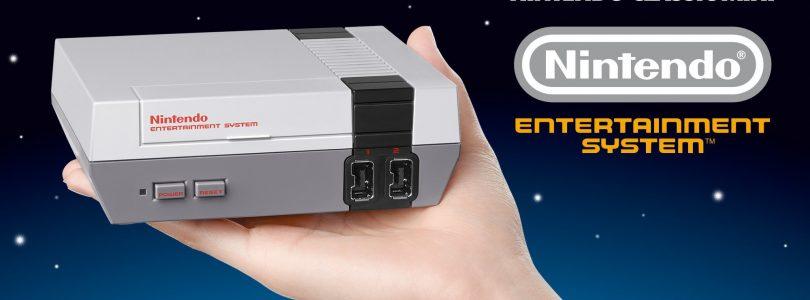 NES Classic Mini Announced by Nintendo