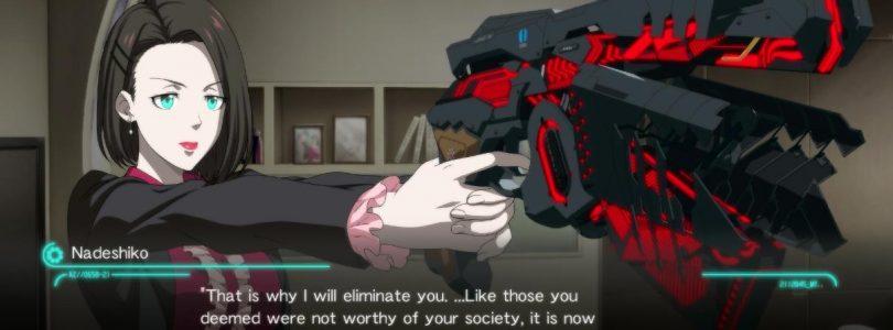 New Psycho-Pass: Mandatory Happiness English Screenshots Released