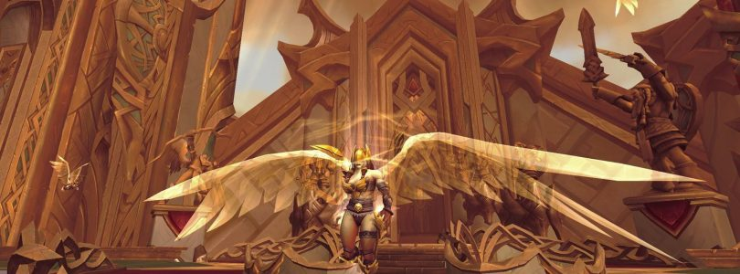 World of Warcraft: Legion Pre-Patch Now Live