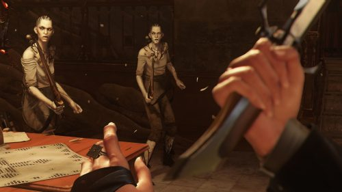 Dishonored 2 Narrative Trailer Released