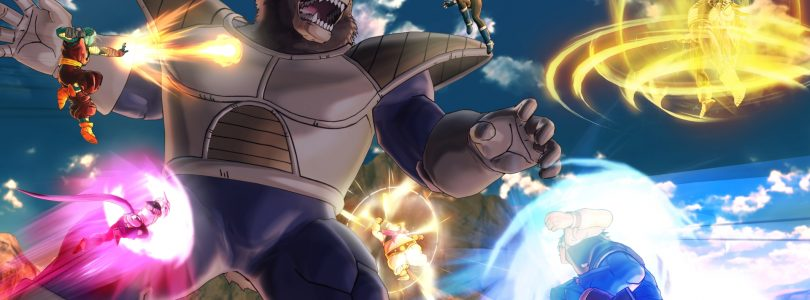 New Dragon Ball Xenoverse 2 Intro and Great Ape Fight Videos Released