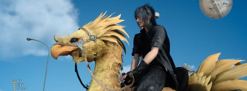 Final Fantasy XV Delayed to November 29 Worldwide