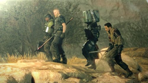 Metal Gear Survive Gameplay to Premiere on September 17 at TGS