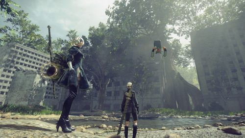 NieR: Automata to Arrive on PC in Early 2017