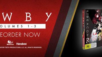 'RWBY' Seasons 1-3 Blu-ray Steelbook Release Announced by Hanabee