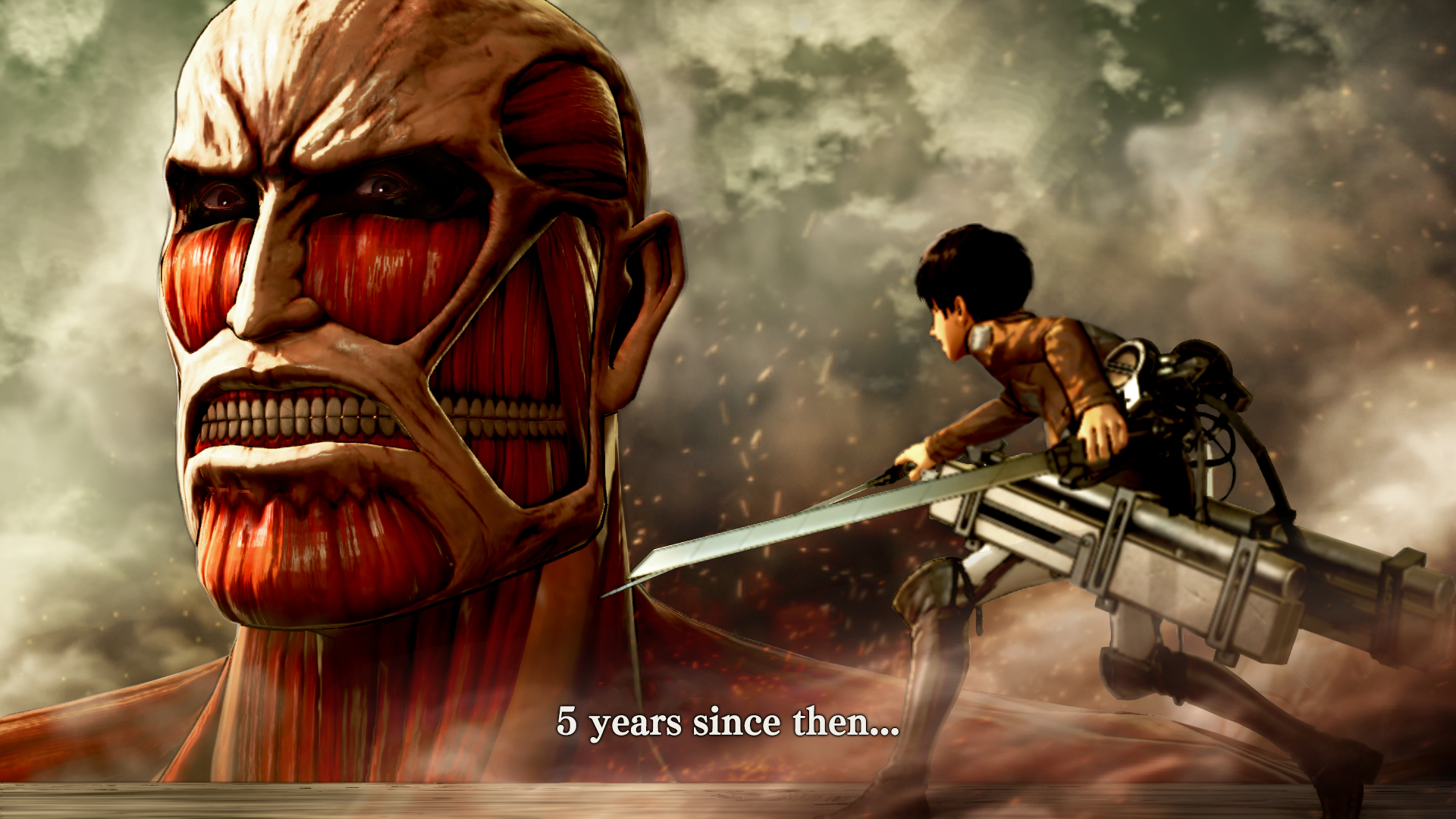 Attack on Titan Review - Capsule Computers