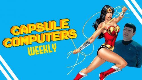 CC Weekly #2 – Wonder Woman in Injustice 2, Star Trek Beyond Review