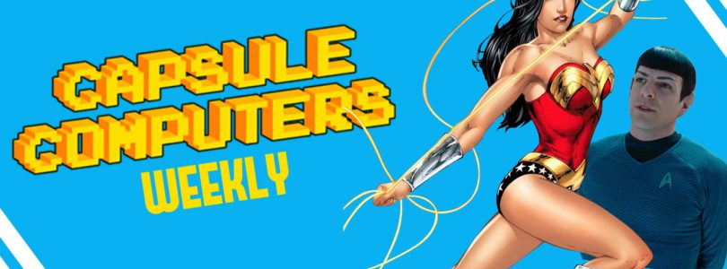 CC Weekly #2 – Wonder Woman in Injustice 2, Star Trek Beyond Review