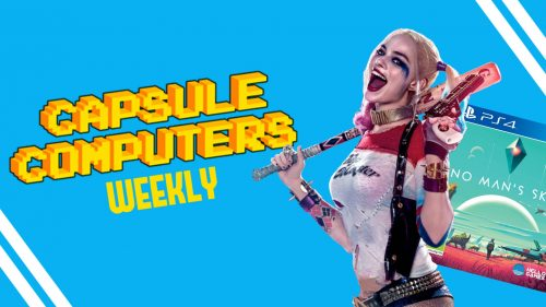 CC Weekly #4 & 5 – Play as Harley Quinn, No Man's Sky Review + More!